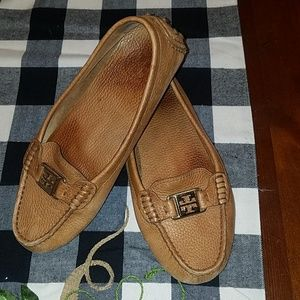 Tory Burch Kendrick Driving Loafers